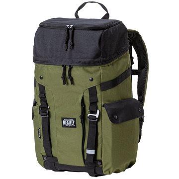 Meatfly Scintilla 2 Backpack Black/Vivide Olive (8590201728701 )