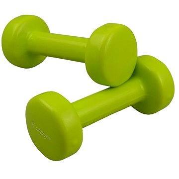 LifeFit Činky 2 x 3 kg (4891223100334)