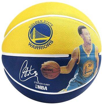 Spalding NBA player ball Stephen Curry