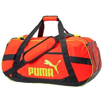 Puma Active TR Duffle Bag M Red Bla (4056205786238)