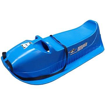 Acra Sáňky plastové Pinguin modrá (8595042723304)