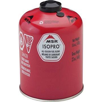 MSR IsoPro Plynová kartuše 450g (0040818045909)