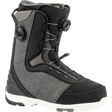 Nitro Club Boa Dual Black vel. 46 EU/ 305 mm (848509-001 305)