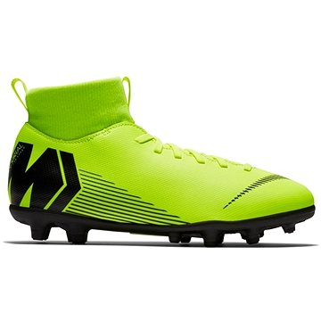 Nike Jr. Mercurial Superfly Green (SPTnik042nad)