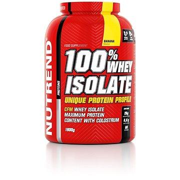 Nutrend 100% Whey Isolate, 1800 g (SPTnut0001nad)