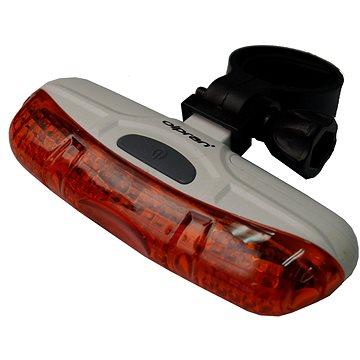 Olpran Zadní světlo 5 super červené LED (8595243828969)
