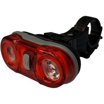Olpran Zadní světlo 2 LED červené (8595243828730)