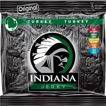 Jerky turkey Original 60g (8594055300236)