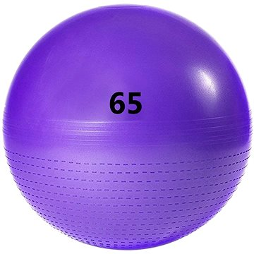 Adidas Gymball 65cm, flash purple (885652005340)