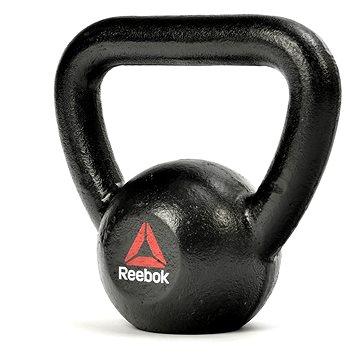 Reebok Kettlebell Black 12kg (5055436112051)