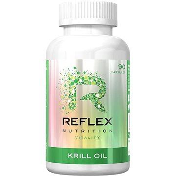 Reflex Krill Oil, 90 kapslí (5033579000060)