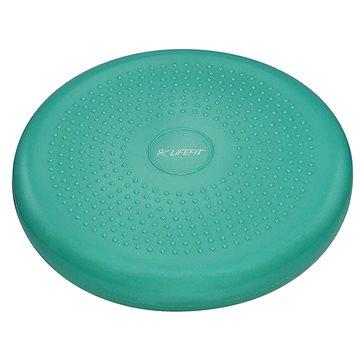 Lifefit Balance cushion 33cm, tyrkysový (4891223119824)