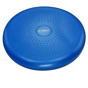 Lifefit Balance cushion 33cm, modrý (4891223119848)