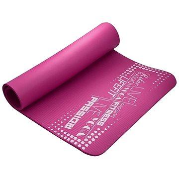 Lifefit Yoga Mat Exkluziv bordó (4891223119336)