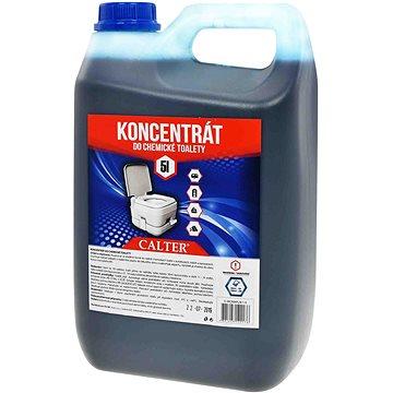 RULYT TORNADO BLUE do chemické toalety - 5L (4891223122176)