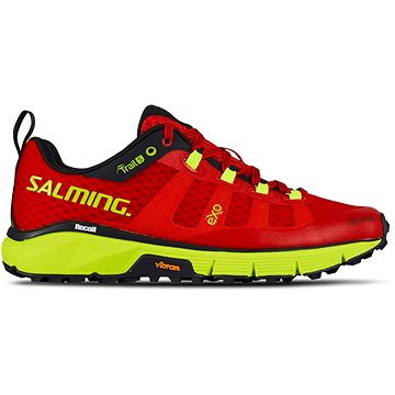 Salming Trail 5 Women Poppy Red/Safety Yellow 36 2/3 EU / 230 mm (7333049100398)