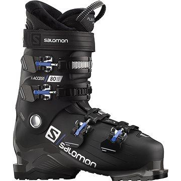 Salomon X ACCESS 80 Wide Black/White (SPTsalomon486nad)