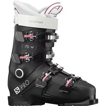 Salomon S/PRO 70 W Black/Pink/White vel. 40 EU/260 mm (889645995168)