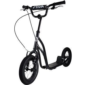 Stiga Air Scooter 12'' černá (7318687383013)