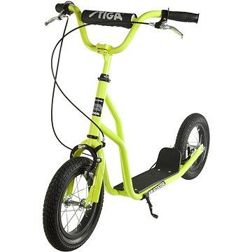 Stiga Air Scooter 12'' zelená (7318687383099)