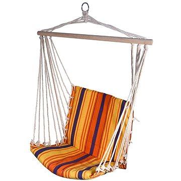 Cattara k sezení 95 x 50cm červeno-oranžová (8591686135619)
