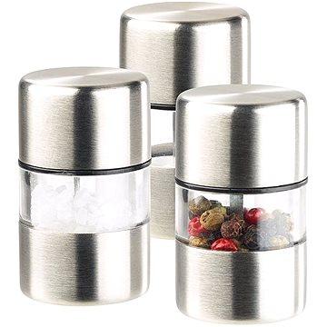 Rosenstein & Söhne Mlýnky na sůl a pepř sada 3 ks (NX-5995)