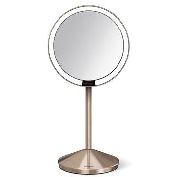 Kosmetické zrcátko Simplehuman Sensor Tru-lux LED osvětlení 10x zvětšení, dobíjecí (838810018751)