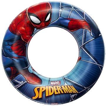Bestway Nafukovací kruh - Spiderman, průměr 56 cm (6942138919585)
