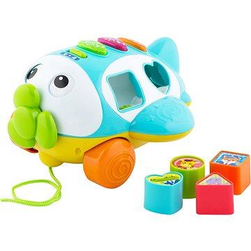 Buddy toys Letadlo vkládačka (8590669209859)