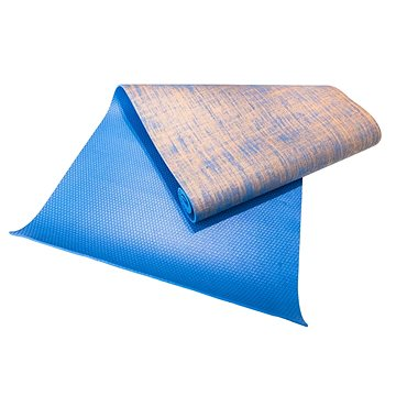 Sharp Shape JUTA yoga mat blue (2491883399028)