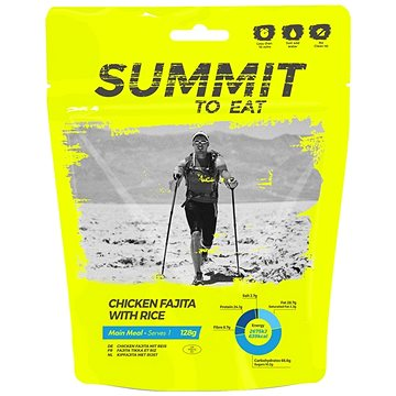 Summit To Eat - Kuře Fajita s rýží (802100)