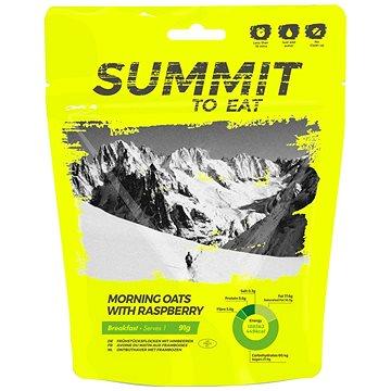 Summit To Eat - Ovesná kaše s malinami (809100)