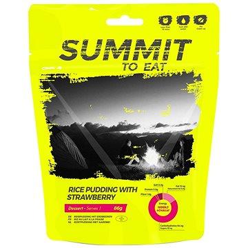 Summit To Eat - Rýžový nákyp s jahodami (810100)