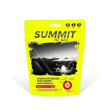 Summit To Eat - Čokoládová pěna s Granolou a třešněmi (811100)