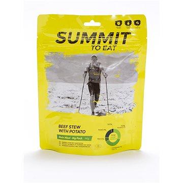 Summit To Eat - Dušené hovězí ve vlastní šťávě s bramborem - big pack (5060138531956)