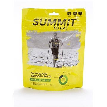 Summit To Eat - Losos s těstovinami a brokolicí - big pack (5060138531987)