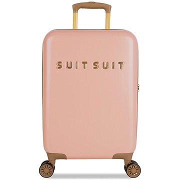 Cestovný kufor SUITSUIT® TR-7101/3-S – Fab Seventies Coral Cloud(8718546626852)