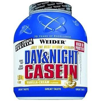 Weider Day & Night Casein 1,8kg - různé příchutě