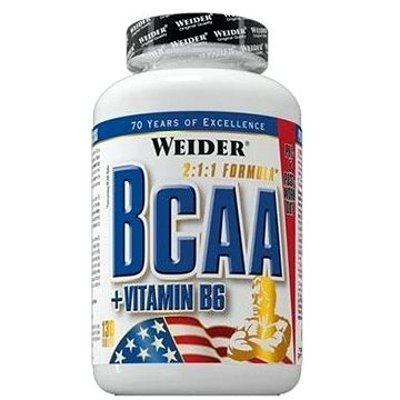 Weider BCAA - více variant