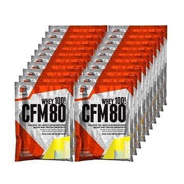 Extrifit CFM Instant Whey 80 20 x 30g