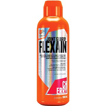 Extrifit Flexain 1000 ml cherry (8594181603065)