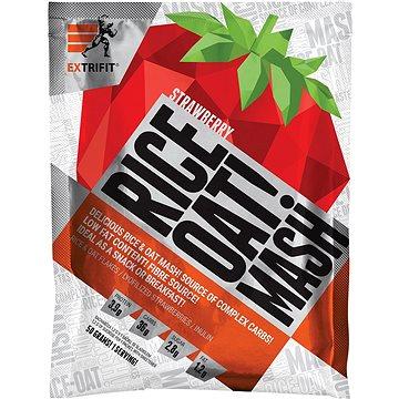 Extrifit Rice & Oat Mash 50 g strawberry (8594181603782)