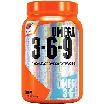 Extrifit Omega 3-6-9 100cps (8594181604352)