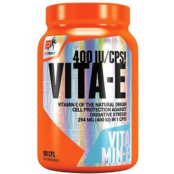 Extrifit Vita-E 400 IU 100cps (8594181604369)