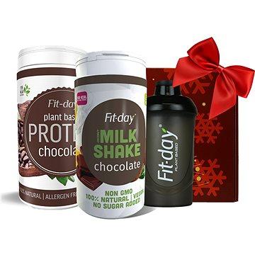 Fit-day Zdravý dárek pro milovníky čokolády (9993)