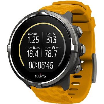 Chytré hodinky Suunto Spartan Sport Wrist HR Baro Amber (6417084500014)