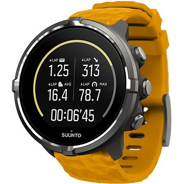 Suunto Spartan Sport Wrist HR Baro Amber (6417084500014)