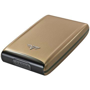TRU VIRTU Pouzdro na kreditní karty RAZOR - Grey (4260050225471)