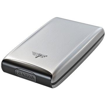 TRU VIRTU Pouzdro na kreditní karty RAZOR Fan - silk Silver Arrow (4260050234671)