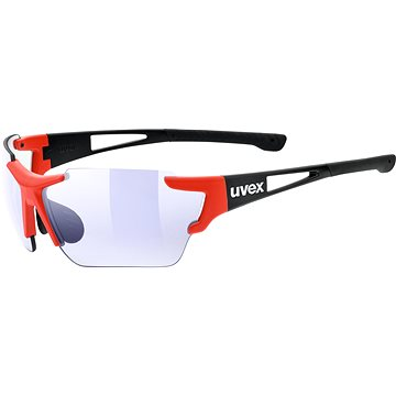 Uvex Sportstyle 803 Race Vm, Black Red Mat (2303) (4043197285252)